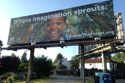 Wo die Phantasie blüht, Seattle, 2014