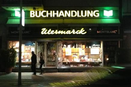Ein ganz normaler Buchladen, aber…