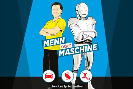 Menn oder Maschine?