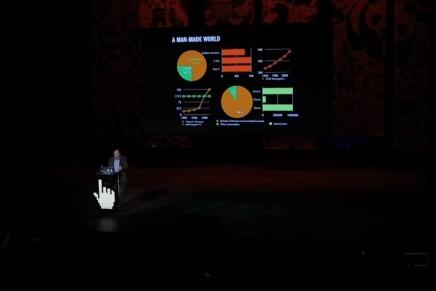 Anthropozän-Intro:Next Nature Talk 2012